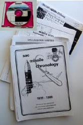Missile Base informational kit with DVD